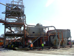 Relocation of Ball Mill, CSA Cobar