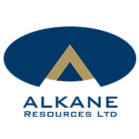 Alkane Resources logo
