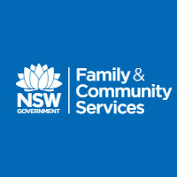 Dept of Family & Community logo